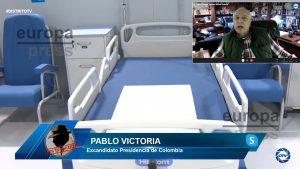 """Pablo Victoria: """"El intervencionismo de Estado siempre es malo, eso es lo que quieren Sánchez y Gabilondo"""""""