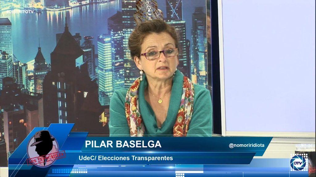 """Pilar Baselga: """"Desde el 2000 han cambiado los procesos de conteo de votación"""""""