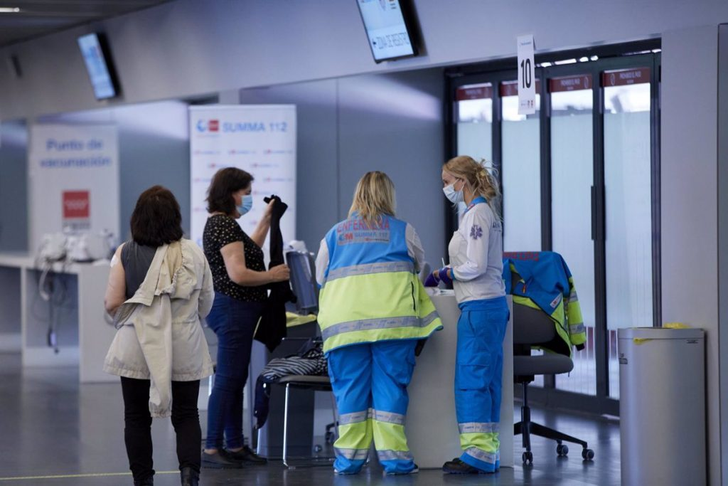 Madrid notifica 2.324 casos nuevos de Covid-19: 1.854 en las últimas 24 horas y 14 fallecidos más