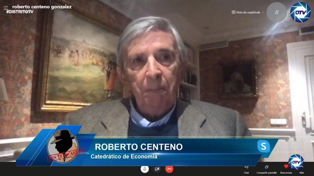 """Roberto Centeno: """"Mónica García robará a todos los madrileños con impuestos e Iglesias hará lo mismo"""""""
