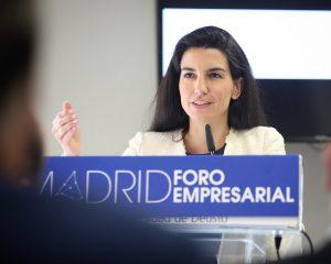 """Monasterio sobre el debate de Telemadrid: """"Es una oportunidad para mostrar cuál es la verdad"""""""