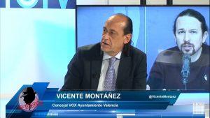 """Vicente Montañez: """"Sánchez miente con la salida de la crisis y siempre se inventa algo nuevo"""""""