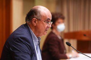 """Zapatero le exige a Sánchez que presente los """"datos diferentes"""" de Madrid o pida disculpas"""