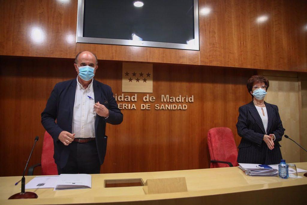 Una ZBS de Salamanca y otra de Chamberí tendrán restricciones a partir del lunes