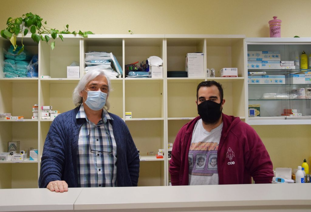 Un total de 110 personas sin hogar del Albergue San Juan de Dios serán vacunadas contra el Covid