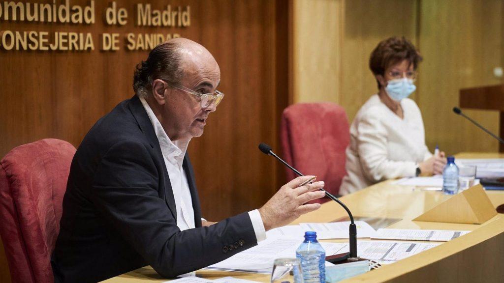 La Comunidad de Madrid detecta dos casos importados de la cepa india del Covid-19