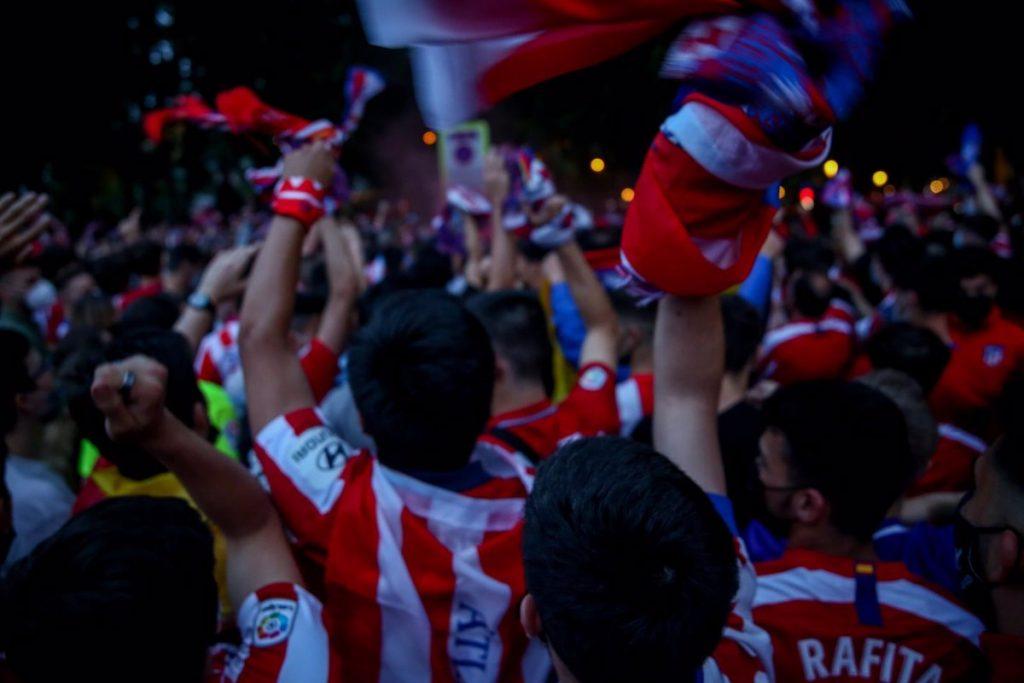 """Almeida admite """"aglomeraciones"""" en la celebración del Atleti: """"No son las imágenes que nos gusta ver"""""""