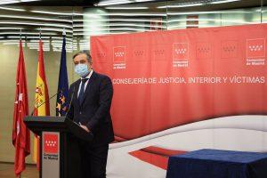 Madrid critica al Gobierno por no querer reformar la ley que sustituiría al estado de alarma