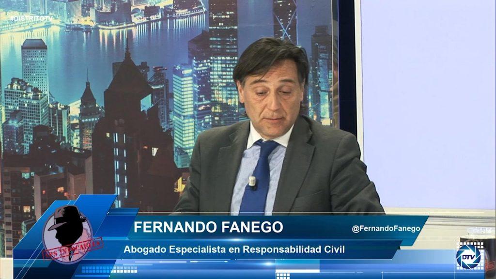 """Fernando Fanego: """"Hay delitos de sangre que ha cometido ETA, no podemos acostumbrarnos a vivir así"""""""