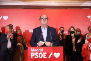 Gabilondo no se plantea dimitir tras los resultados del PSOE y recogerá su acta de diputado