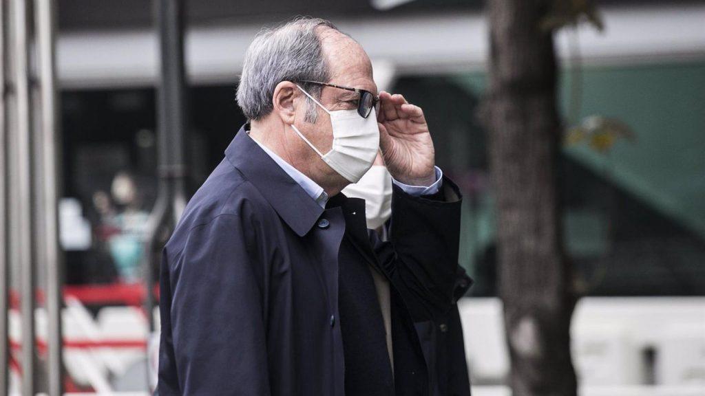"""Gabilondo está """"muy recuperado"""" del """"pequeño"""" cuadro arrítmico, según el director médico del Ramón y Cajal"""