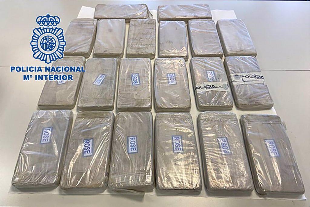 Detienen en Madrid a uno de los principales capos de la heroína en Europa