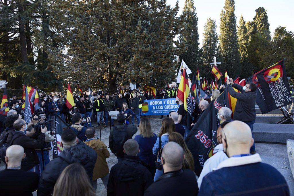 La Fiscalía recurre el archivo de la causa del homenaje a la División Azul por proclamas antisemitas