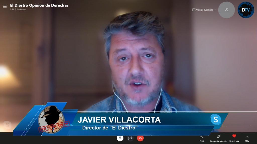 """Javier Villacorta: """"Trump desclasifica cientos de documentos que confirman que el virus fue creado en Wuhan"""""""