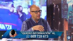 """José Sigüenza: """"Podemos debe mantener una posición y reivindicarse con el Gobierno, hay una lucha interesante"""""""