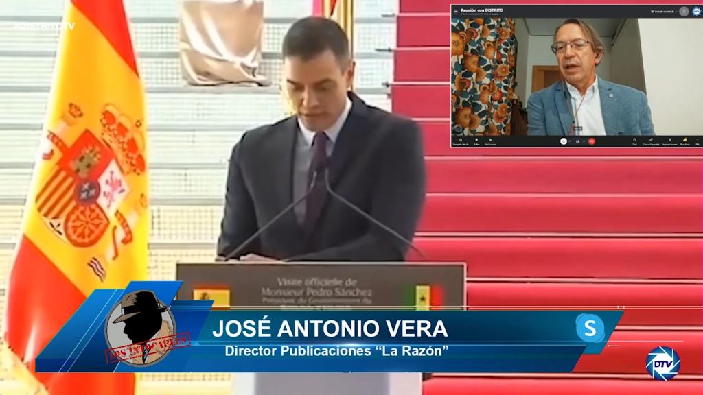 """José Antonio Vera: """"Los resultados del 4M son indicativos, un ejercicio para sacar conclusiones"""""""