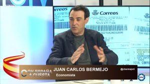 """Juan Carlos Bermejo: """"Si han detenido a los escoltas de Iglesias, es una buena señal"""""""