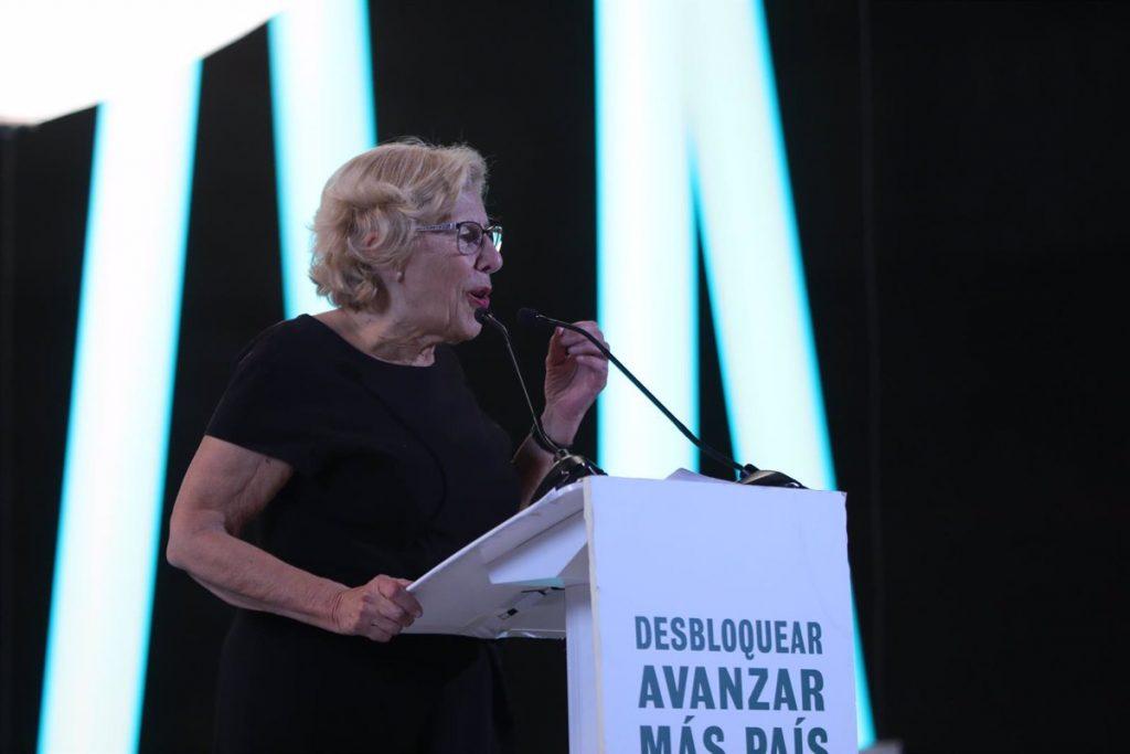 Aprobadas las Medallas de Honor de Madrid para las exalcaldesas Ana Botella y Manuela Carmena