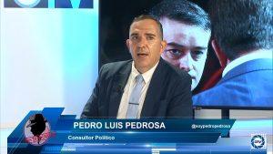 """Pedro Luis Pedrosa: """"Las elecciones del 4M fueron una contienda nacional desde antes que Ayuso disolviera la Asamblea"""""""