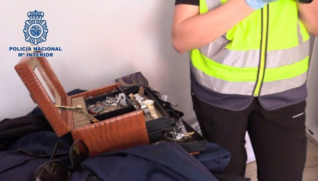Desarticulan una banda que robaba domicilios de ciudadanos chinos en Madrid y Mérida