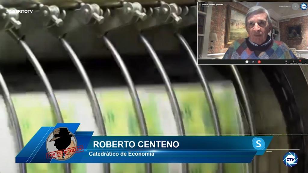 """Roberto Centeno: """"España es el único país europeo que concreta medidas en plan de recuperación"""""""