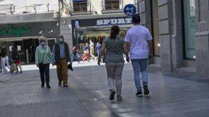 Centro, Chamberí y Salamanca siguen siendo los distritos con mayor incidencia acumulada