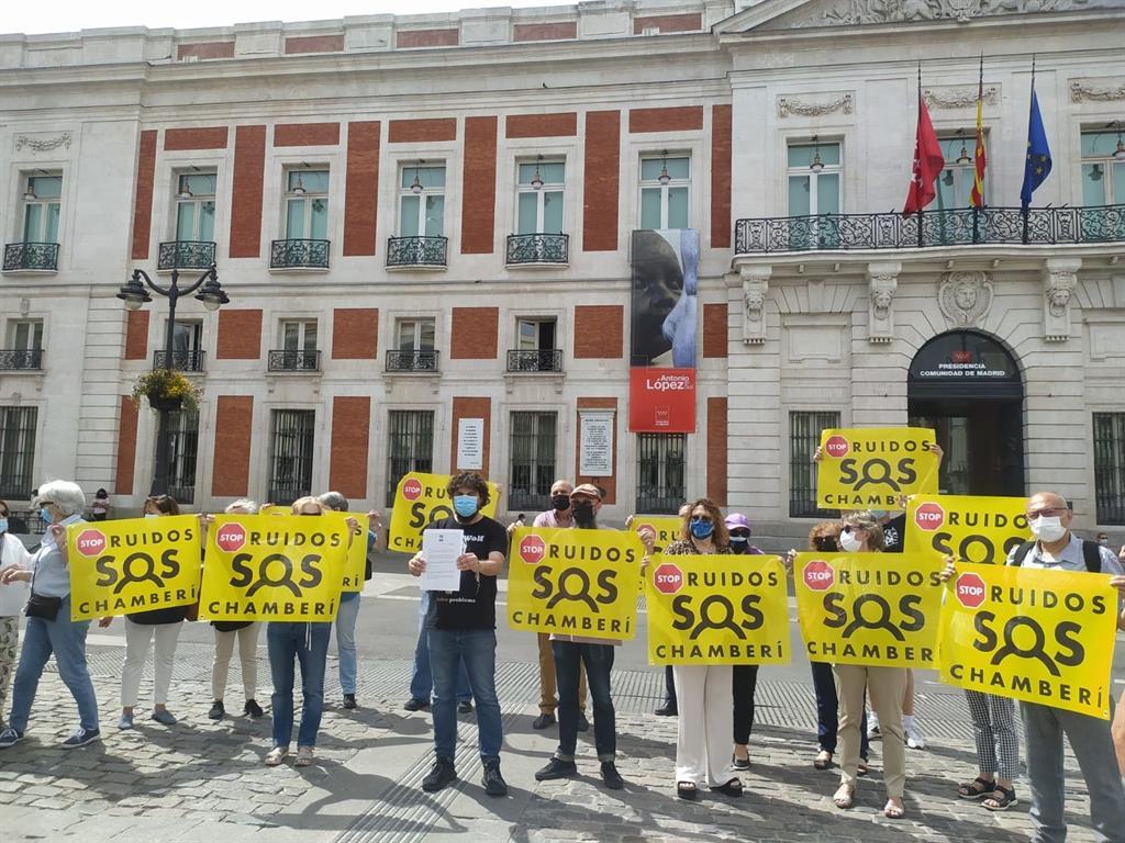 Vecinos de Chamberí exigen el cierre de la hostelería a las 00.00 horas para acabar con los ruidos