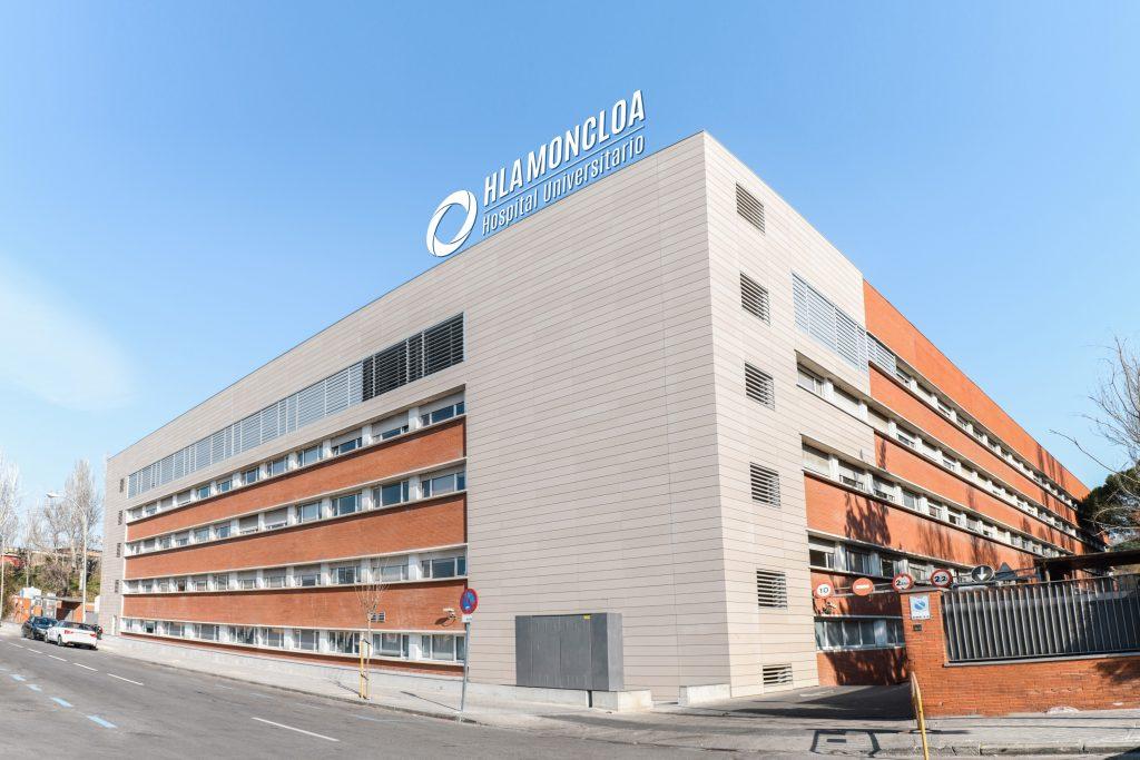 El HLA Universitario Moncloa, entre los hospitales con mejor reputación de España