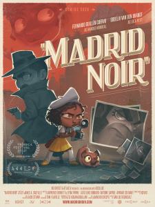 'Madrid Noir', el novedoso mediometraje en realidad virtual del director español James Castillo