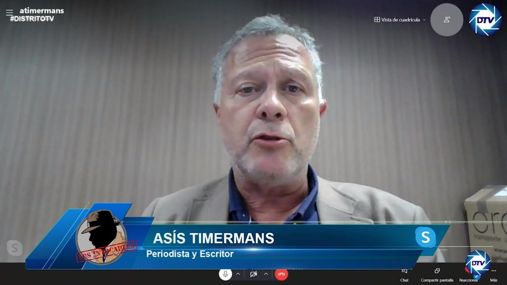 """Asis Timermans: """"Siento indignación hacia el Gobierno, es una vergüenza, los políticos son unos cínicos"""""""