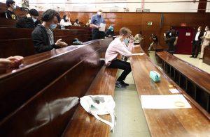 Comienzan las pruebas de la EBAU en Madrid, a las que se presentarán cerca de 38.000 alumnos