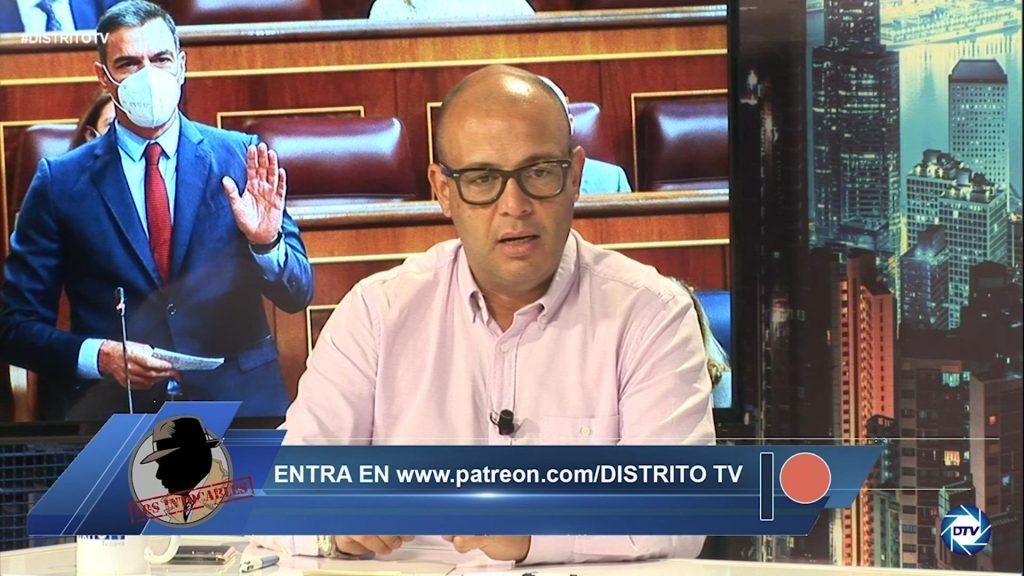 """José Sigüenza: """"Las últimas elecciones en Cataluña muestran una gran brecha, está dividida en dos"""""""