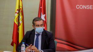 """Madrid celebra que Sanidad busque """"actuaciones coordinadas y no impuestas"""" tras el auto de la AN"""