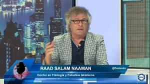 """Raad Salam: """"Los españoles no merecemos esta clase de política pésima y ridícula"""""""