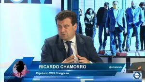 """Ricardo Chamorro: """"Los indultos no son una casualidad, Junqueras dice que quieren negociar"""""""
