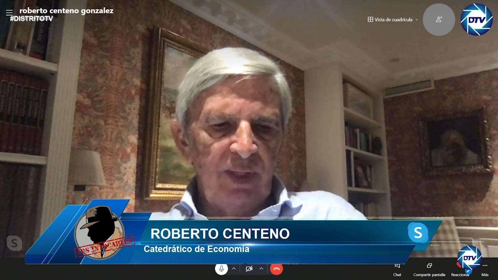 """Roberto Centeno: """"La situación de España con Marruecos es extraordinariamente grave"""""""