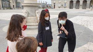 Patrimonio estrena minicampamentos de verano para niños de 6 a 12 años en el Palacio Real