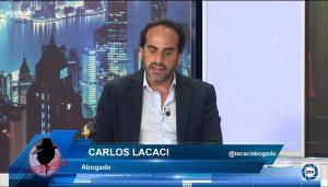 """Carlos Lacaci: """"Sánchez sabe muy poco de lealtad, se ve que no ha podido con Podemos"""""""