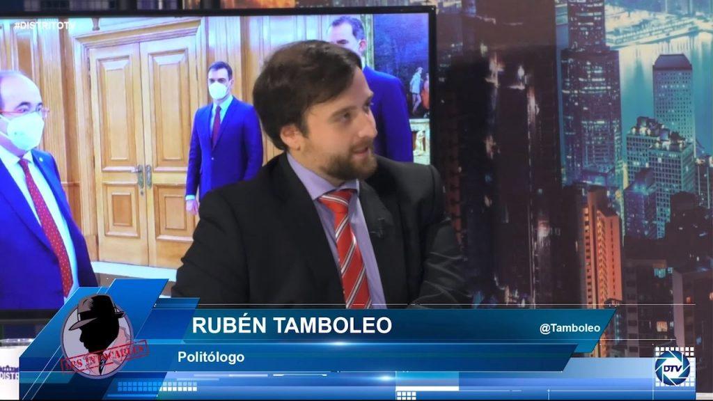 """Rubén Tamboleo: """"No sabemos si están preparando las autonómicas u otra cosa"""""""