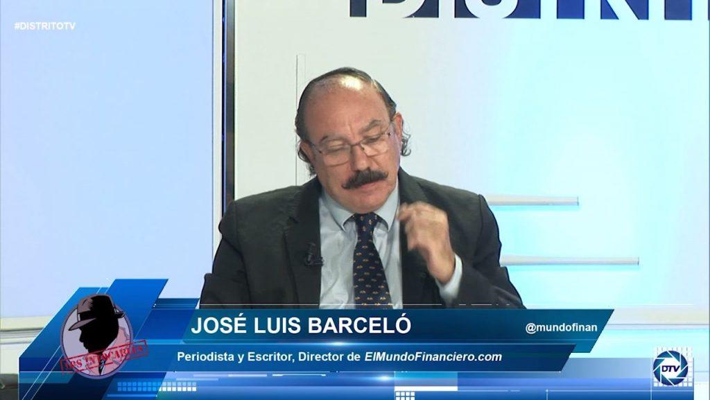 """José Barceló: """"no se pueden despreciar los movimientos que se están haciendo desde Moncloa"""""""