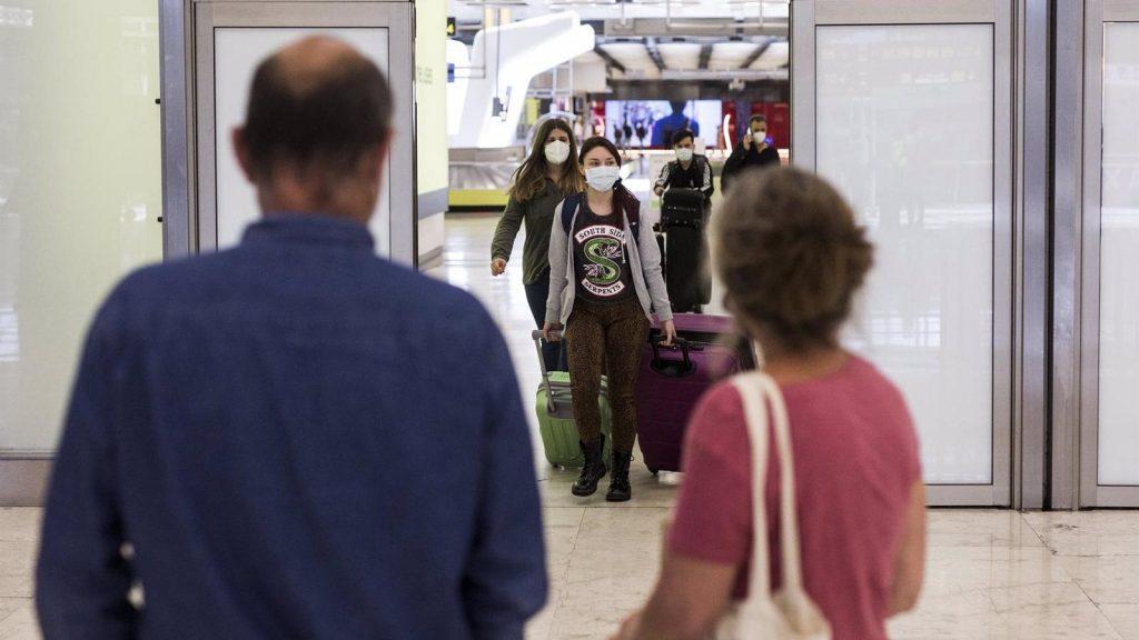 El aeropuerto de Barajas cierra junio con 1,7 millones de pasajeros, un 69,4% menos que en 2019