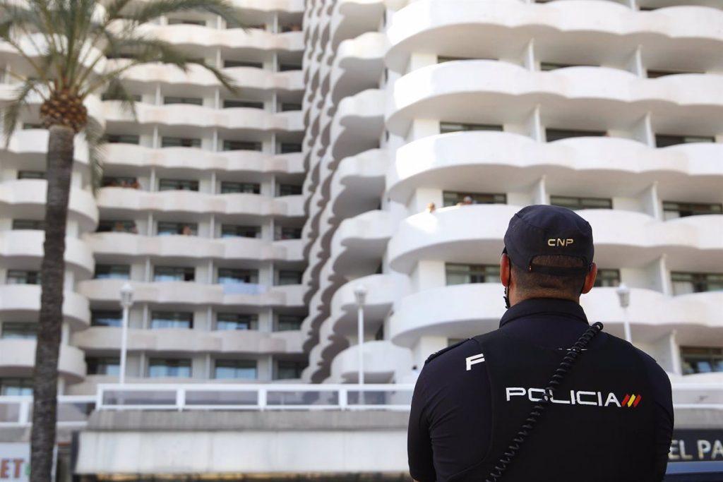 Los estudiantes de Moratalaz en Mallorca vuelven a sus casas tras cinco días confinados