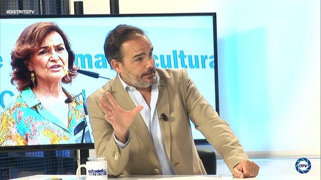 """Alex Navajas: """"Estamos ante una banda de delincuentes que siempre ha querido fraccionar a España"""""""