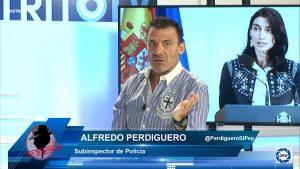 """Alfredo Perdiguero: """"El TC tiene recursos para trabajar rápido, los magistrados deberían ajustarse a los plazos legales"""""""