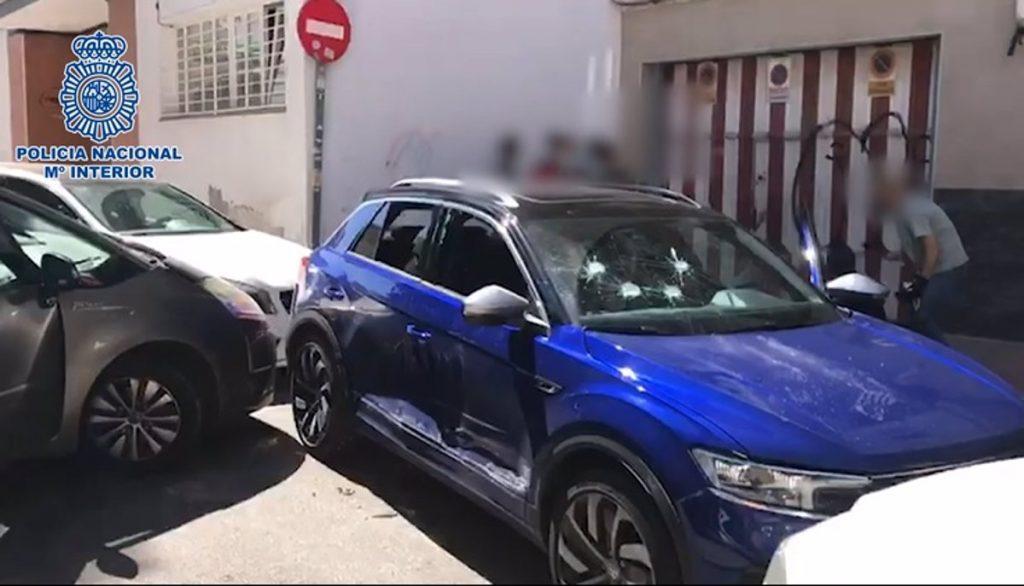 Detienen a 'Samuelillo' y su banda de aluniceros por 50 asaltos y un intento de homicidio en Villaverde