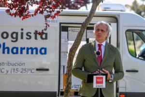 """Madrid ve """"comprometido"""" el objetivo del 70% de población vacunada en agosto ante la falta de dosis"""
