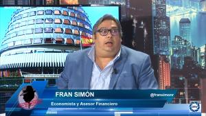 """Fran Simón: """"Un tribunal politizado causa pena, no cabe en una democracia"""""""