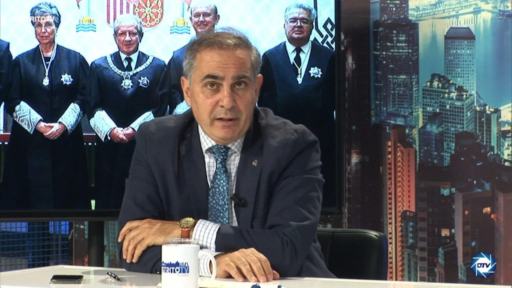 """Francisco Trejo: """"No sé en manos de qué energúmenos políticos estamos, el Gobierno no respeta a los tribunales"""""""