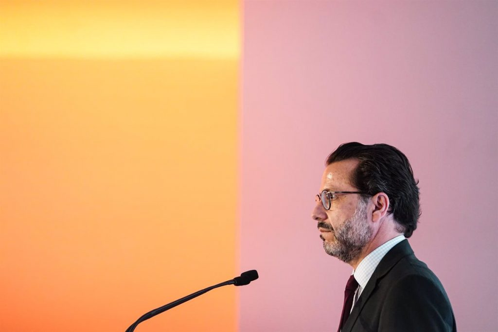 Lasquetty espera que se negocien Presupuestos regionales con Vox y se pueda llegar a un acuerdo