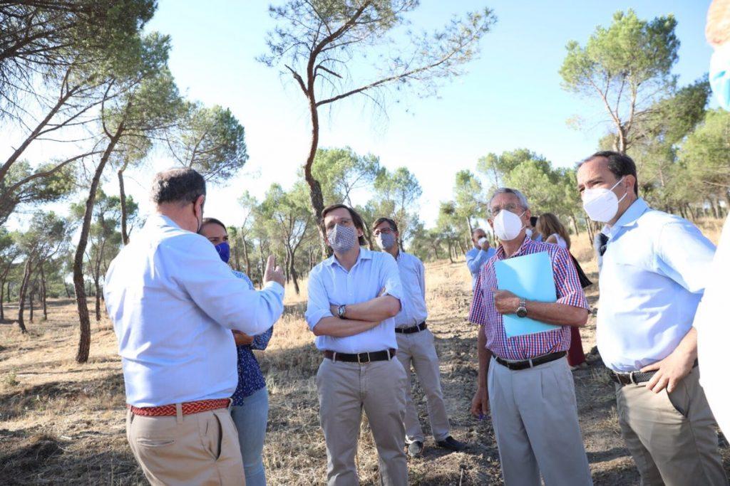 El Ayuntamiento extenderá al resto de parques históricos el protocolo de actuación en El Retiro